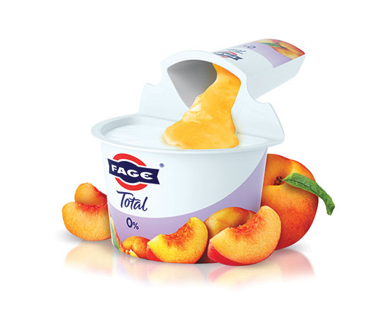 FAGE Total 0% Split Cup Pesca