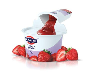 FAGE Total 0% Split Cup