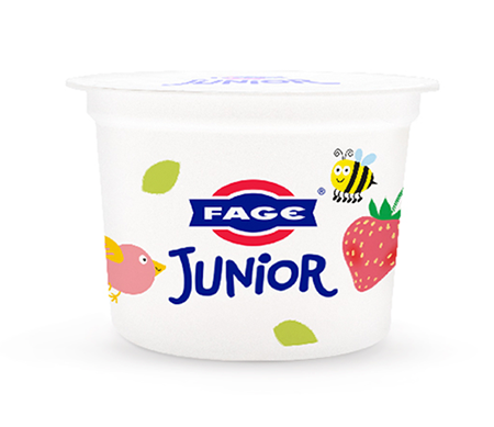 FAGE Junior Fragola