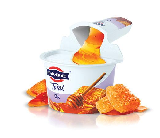 FAGE Total 0% Split Cup Miele