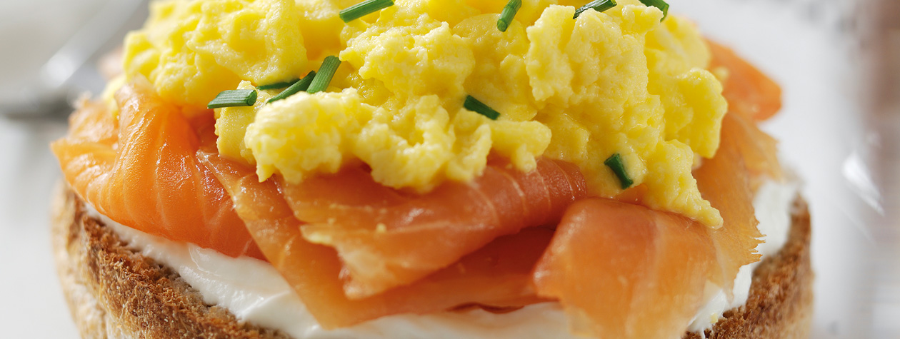 Ricetta Omelette Salmone.Omellette Con Salmone Affumicato Fage Italy